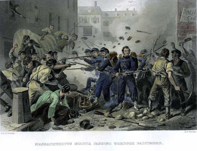 Baltimore_Riot_1861
