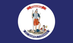 Virginia State Flag (1861)