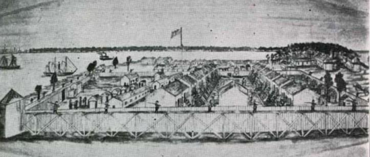 Johnsons Island Prison