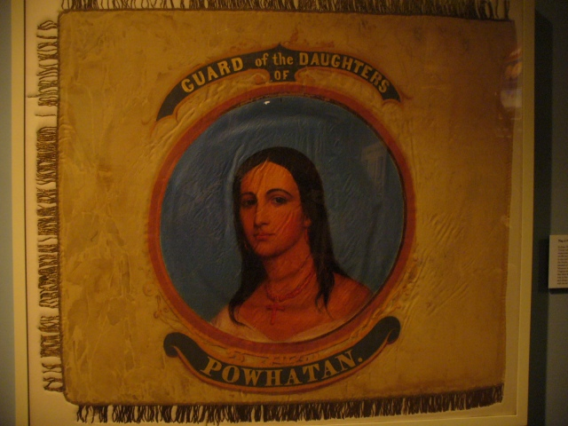 Powhatan Guards Flag
