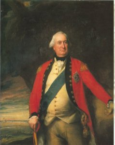 Charles Cornwallis, c. 1795 (about 14 years after Yorktown)