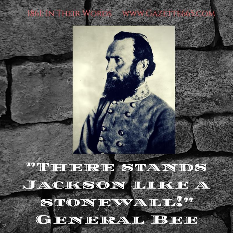 "Stonewall Jackson Quotes Amazing 48 ""Like A Stonewall"" Gazette48"