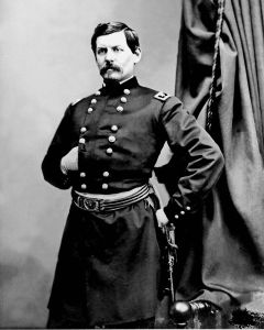 George B. McClellan, 1861