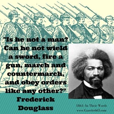 Frederick Douglass 1861
