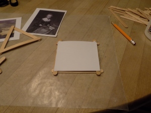 Christmas Historical Photo Frames
