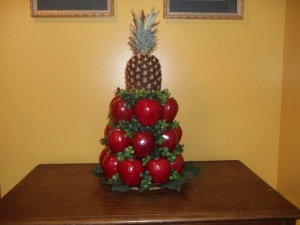 Apple Pyramid (Cone)