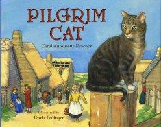 Image result for Pilgrim cat book