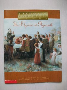 The Pilgrims at Plymouth