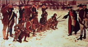 Drilling at Valley Forge