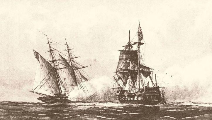 USS Enterprise vs. The Tripoli