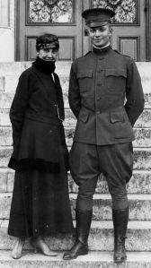 The Eisenhowers, c. 1916