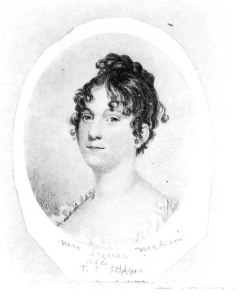Dolley Madison, c. 1800